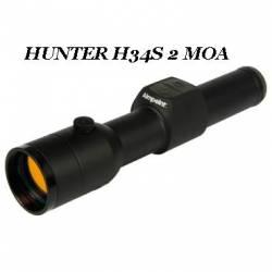 Ottica a punto rosso Aimpoint HUNTER H34S 2 MOA