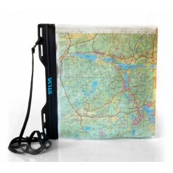 Custodia porta cartina Silva CARRY DRY MAP CASE L
