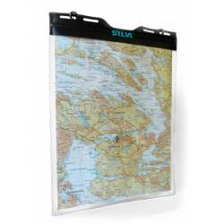 Custodia porta cartina Silva CARRY DRY MAP CASE A4