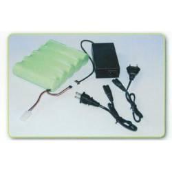 Kit batteria Bravo BK - MI/MH