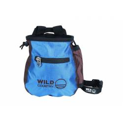 Sacca portamagnesite Wild Country GRAND ILLUSION CHALK BAG