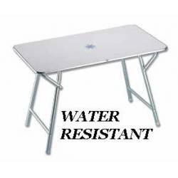 Tavolo rettangolare pieghevole Trem WATER RESISTANT