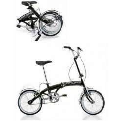 Bicicletta pieghevole in alluminio Trem CAR 170