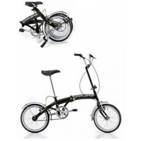 Bici Pieghevole In Alluminio.Bicicletta Pieghevole In Alluminio Trem Car 170