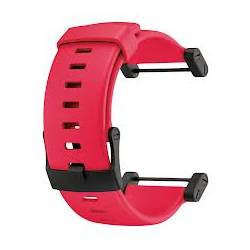 Kit cinturino in silicone Suunto CORE RED CRUSH