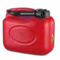 Tanica per carburante con bocchettone Trem LITRI 10