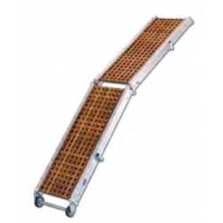 Passerella in alluminio anodizzato Trem BRIDGE PIEGHEVOLE