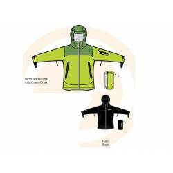 Giacca impermeabile Great Escapes PAINE JACKET