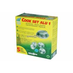 Set popote Brunner COOK SET ALU 1