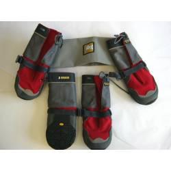 Stivali da ghiaccio Ruffwear POLAR TREX