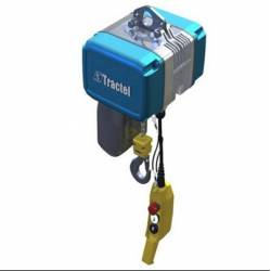 Paranco elettrico a catena Tractel TRALIFT TS FEM 1AM ISO M4