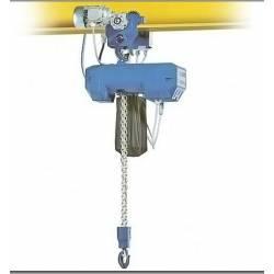 Paranco elettrico a catena Tractel TRALIFT TE FEM 1AM-ISO M4