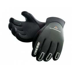 Guanti in neoprene 5 dita Cressi ULTRASPAN GLOVES 5 MM