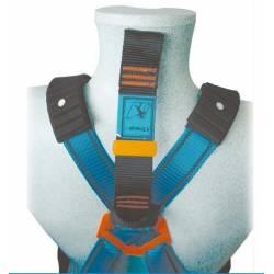 Fettuccia posteriore di prolungamento Tractel AGGANCIO DORSALE