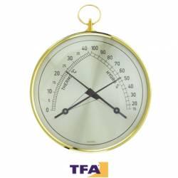 termo-igromentro TFA KLIMATHERM