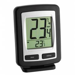 termometro radio controllato TFA ZOOM - TERMOMETRO