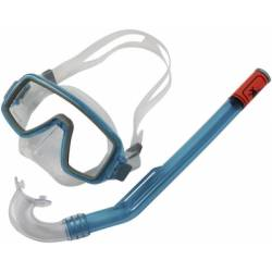 Set maschera + aeratore Aqua Lung VENTURA MIDI + MIX JUNIOR