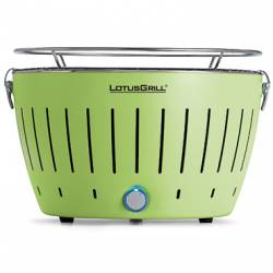 Barbecue da tavolo Lotusgrill LOTUS GRILL GREEN