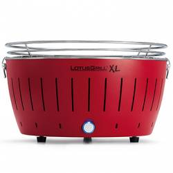 Barbecue da tavolo Lotusgrill LOTUS GRILL XL RED