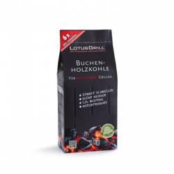 Carbonella Lotusgrill FAGGIO 1 KG