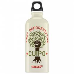 Borraccia 0,60 LT Sigg CUIPO FIGHT DEFORESTATION