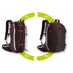 Zaino outdoor linea hiking TSL DRAGONFLY 15/30