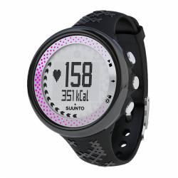 Orologio donna linea fitness Suunto M5 NERO/ARGENTO