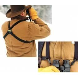 Tracolla elastica da spalla per binocolo Bushnell