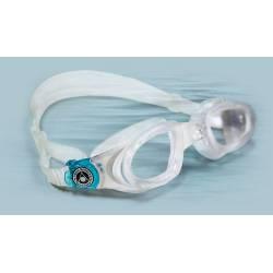 Occhialini da nuoto con lenti piatte Aqua Sphere MAKO