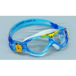 Maschera da nuoto con visibilità 180° Aqua Sphere VISTA JUNIOR