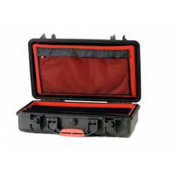 Valigia stagna con kit soft deck interno Hprc 2530SD