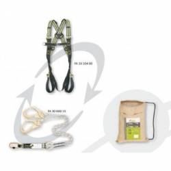 Kit imbragatura Kratos safety FA8000500
