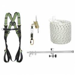 Kit imbracatura n°1 pronto all'uso Kratos safety FA8014A01