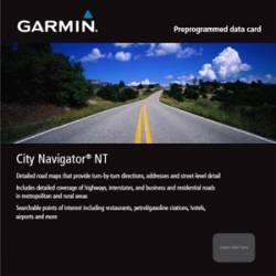 MicroSD/SD City Navigator Europa NT Garmin