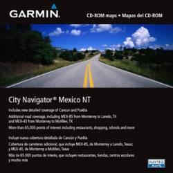 MicroSD/SD City Navigator NT Messico Garmin