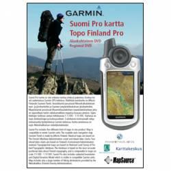 MapSource TOPO Finland (intera nazione) Garmin