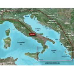MicroSD-SD BlueChart g2 Vision Garmin VEU014R-Italy