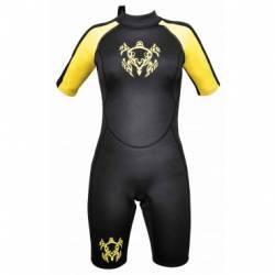 Muta neoprene Best Divers SHORTY DONNA TURTLE