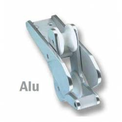 Musone di prua in alluminio Trem A 3 PERNI