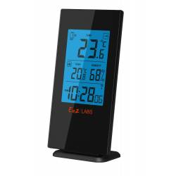 Stazione meteo Labs Black ESSENTIAL