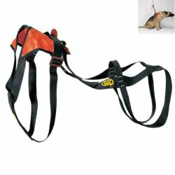 Imbragatura per cani da soccorso Kong SMEUS