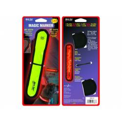 Collare luminoso Niteize MAGIC MARKER