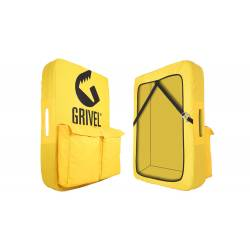 Custodia con tasconi Grivel CRASH COVER