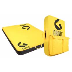 Custodia con tasconi Grivel CRASH & CARRY