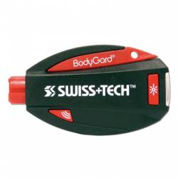 Portachiavi emergenza Swiss Tech BODY GUARD ESC 5-in-1