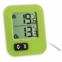 Termometro da interno-esterno TFA MOXX
