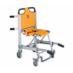 Sedia portantina a quattro ruote Spencer 455