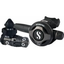 Erogatore Scubapro MK25/S600 BLACK TECH