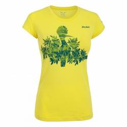 T-shirt m/corta Salewa THE NUGGET