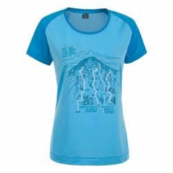 T-shirt m/corta Salewa GHILINI PIOLA
